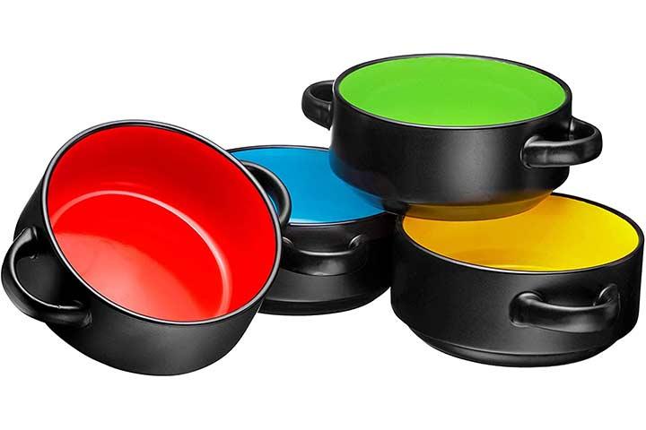 Bruntmor Porcelain Soup Bowls