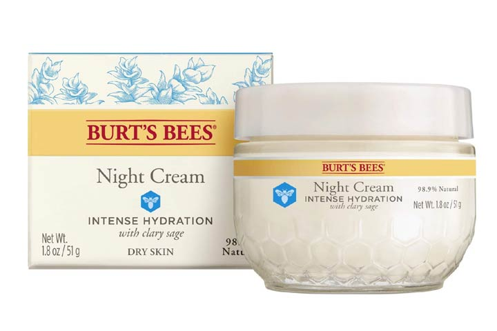 Burts Bees Intense Hydration Night Cream