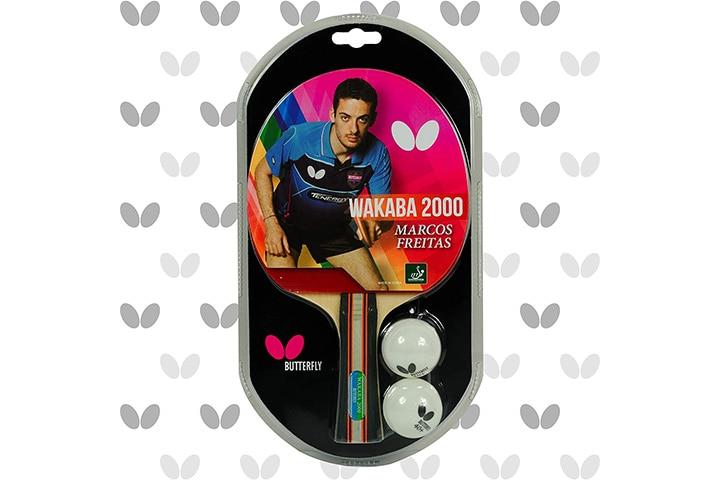 Butterfly Wakaba Shakehand Table Tennis