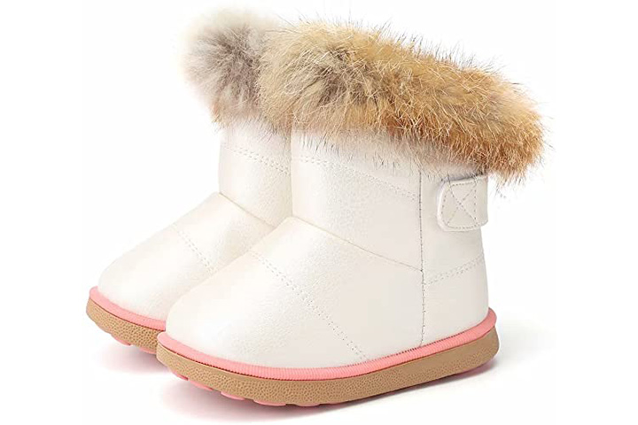 CIOR Toddler Winter Snow Boots