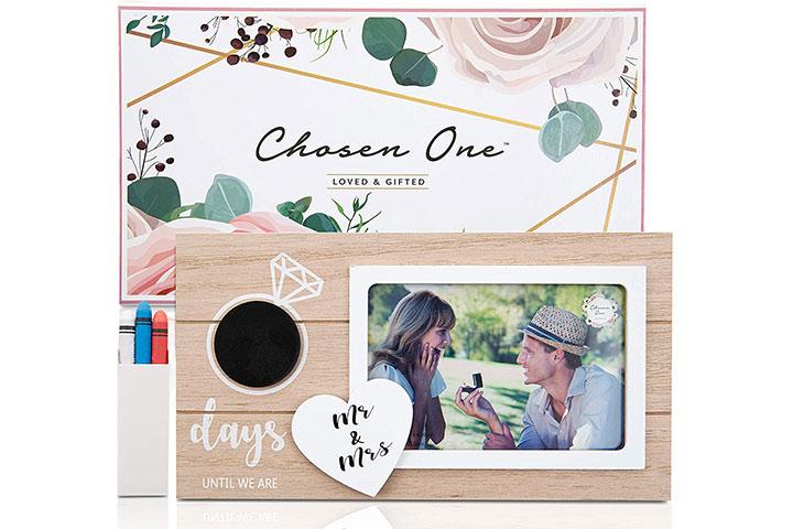Chosen One Wedding Countdown