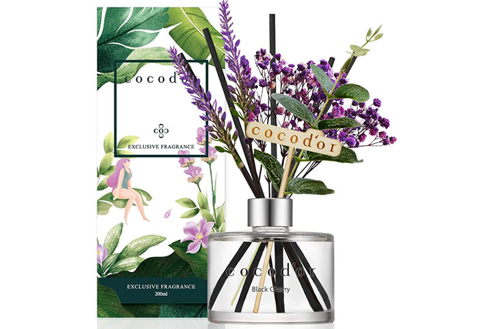 Cocod'or Lavender Reed Diffuser