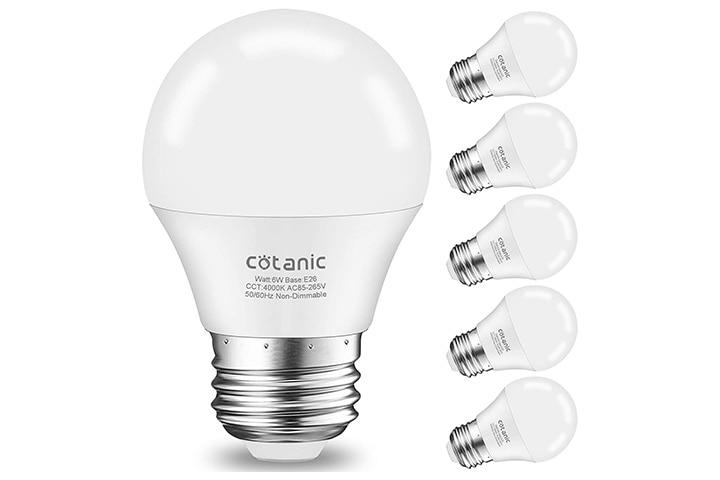 Cotanic E26 Ceiling Fan Light Bulb