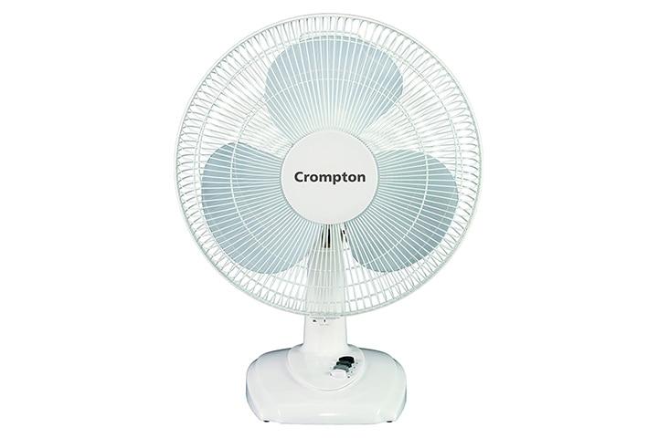 Crompton HiFlo Eva Table Fan