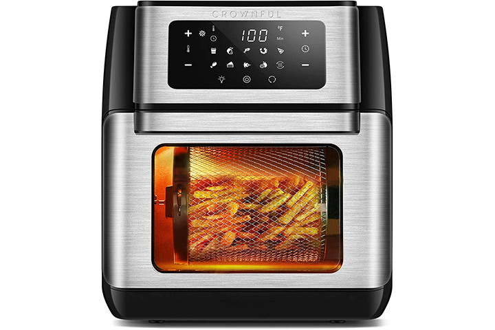 Crownful 10.6 Quart Air Fryer Oven