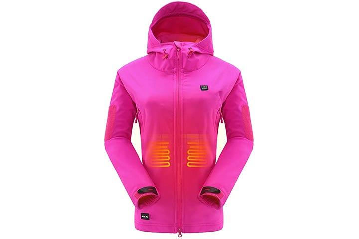 Dewbu Heating Jacket