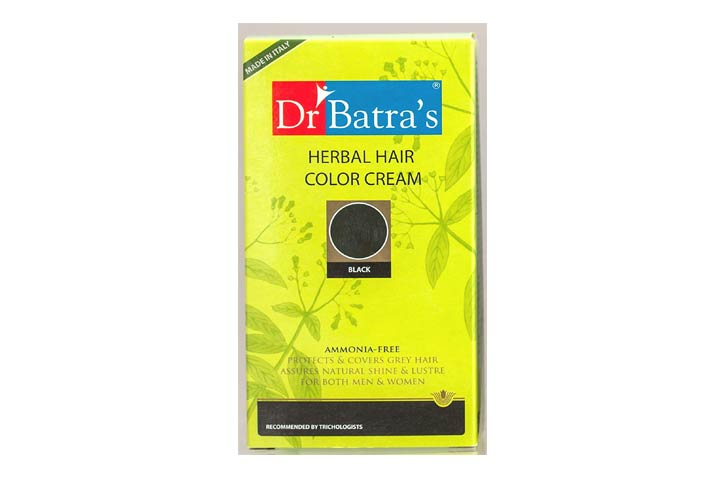 Dr. Batras Herbal Hair Color Cream