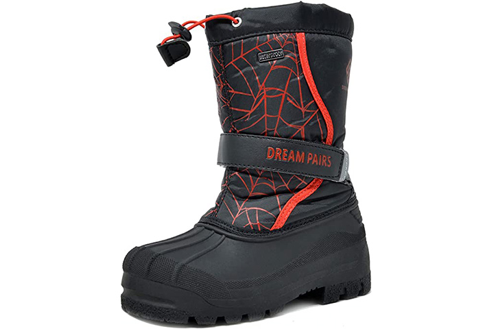 Dream Pairs Mid-Calf Winter Snow Boots