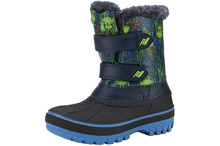 Dream Pairs Winter Waterproof Snow Boots