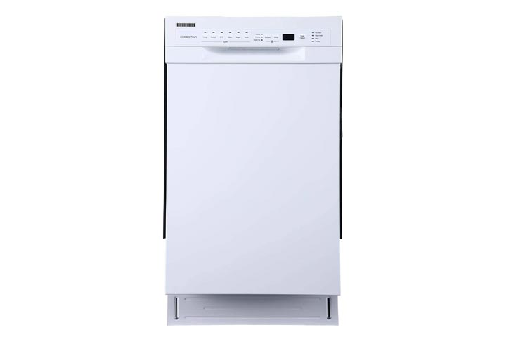 EdgeStar BIDW1802SS 18-inch Built-in Dishwasher