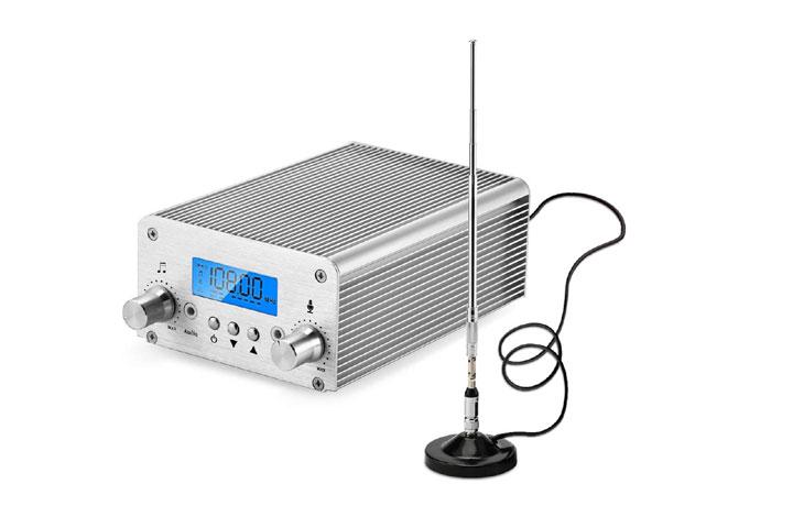 Elikliv 15W FM Transmitter