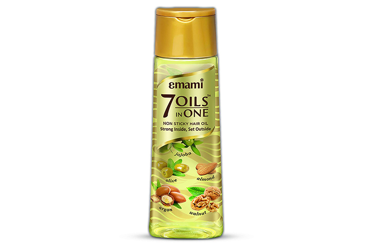 Emami 7 Oils-in-One Hair Oil