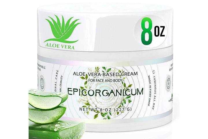 EpicOrganicum Aloe Vera Moisturizing Cream