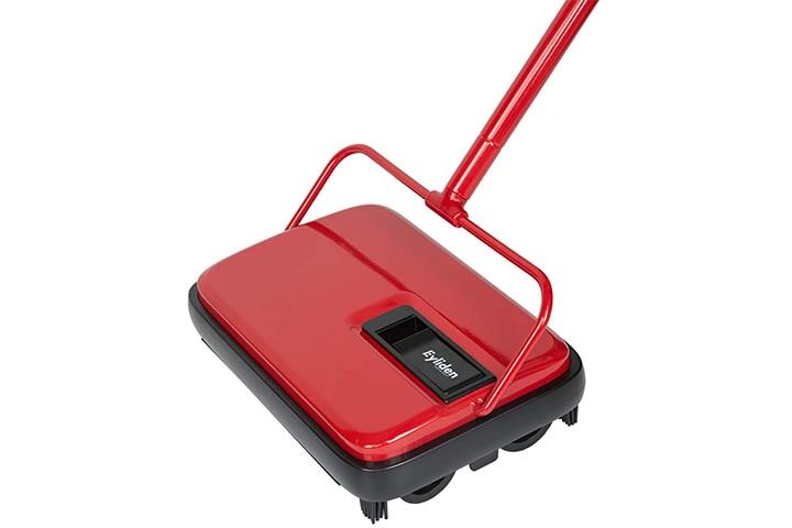 Eyliden Hand Push Carpet Sweeper
