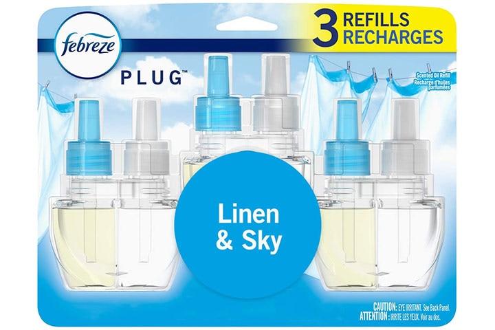 Febreze Plugin Air Freshener and Odor Eliminator