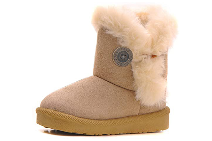 Femizee Bailey Button Snow Boots