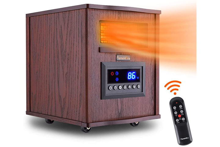 Flamemore Infrared Space Heater