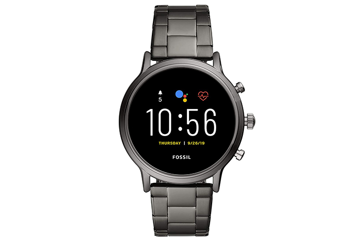 Fossil Gen 5 Carlyle Stainless Steel Touchscreen