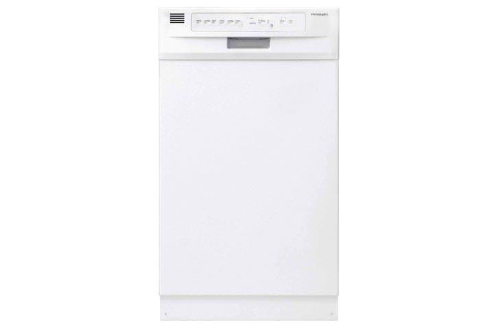 Frigidaire FFBD1821MB 18-inch Full Console Dishwasher