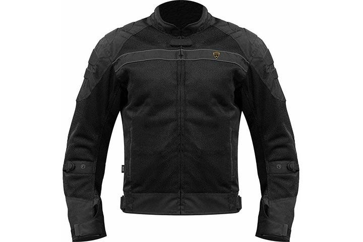 GDM-01 Mesh Motorcycle Jacket