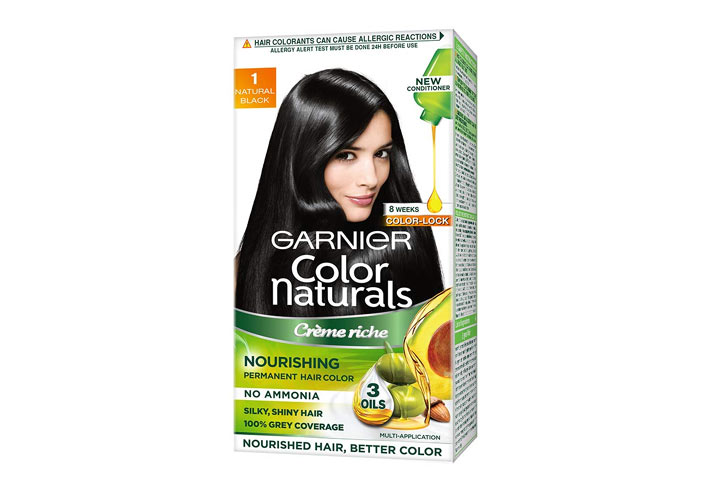 Garnier Color Naturals Crème hair color