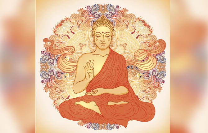 Gautam Buddha kabutar ka ghosla Story
