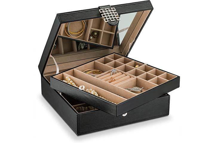 Glenor Jewelry Box