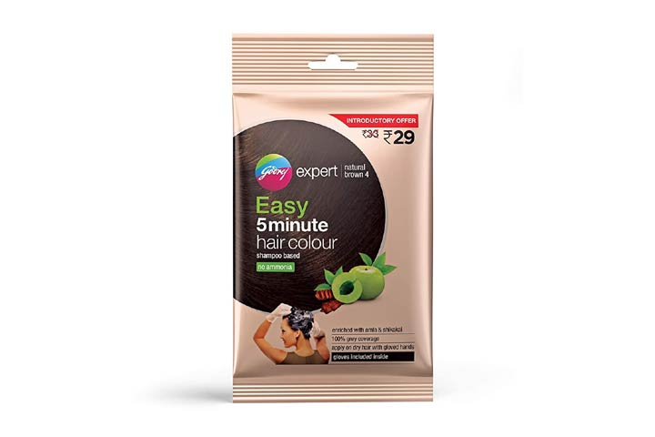 Godrej Expert Hair Colour Sachet