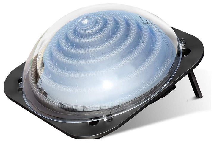 Goplus Solar Dome Swimming Pool Heater