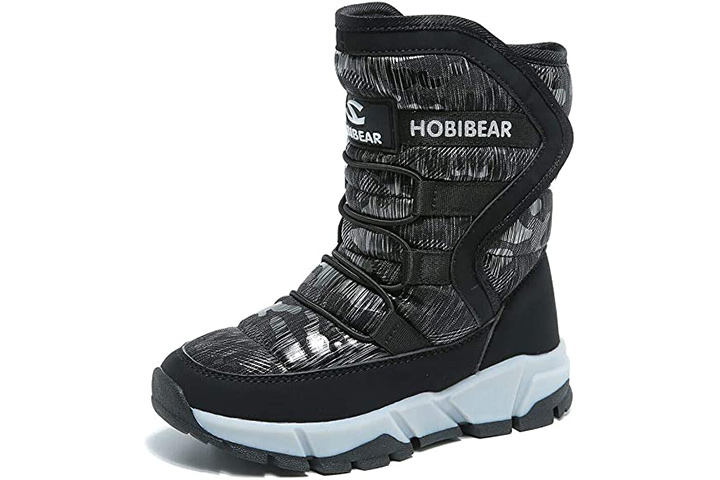 Gubarun Hobibear Kid's Winter Snow Boots