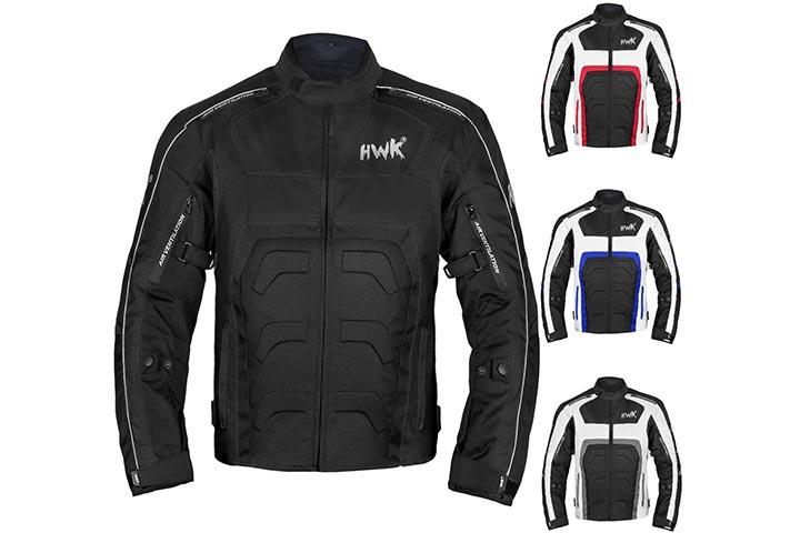 HHR Textile Motorcycle Jacket