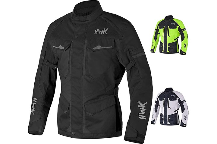 HWK Adventure Touring Motorcycle Jacket