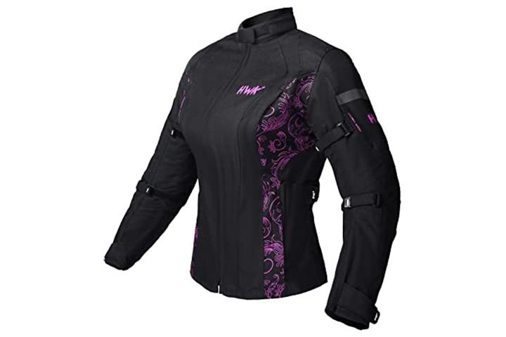 HWK Women's Motorcycle Jacket