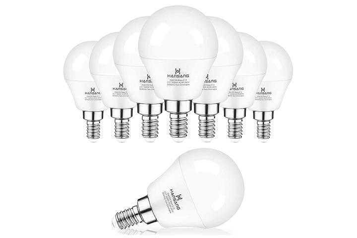 Hansang 6W E12 LED Bulb