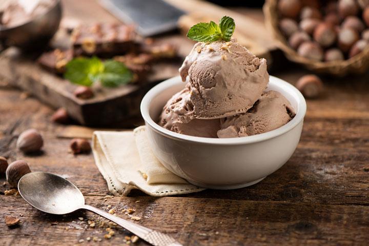 Hazelnut dark chocolate