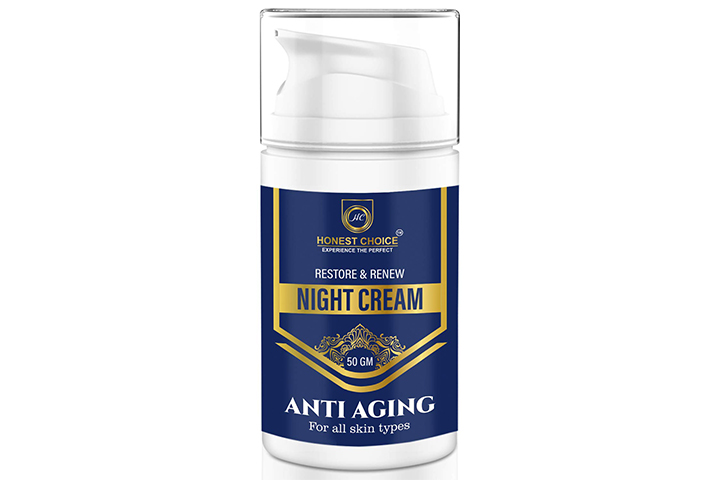 Honest Choice Night Cream