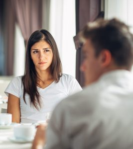 How To Tell Someone You're Not Interested