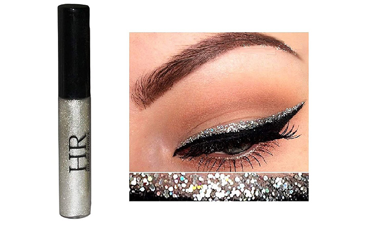 Hr Metallic Glitter Eyeliner