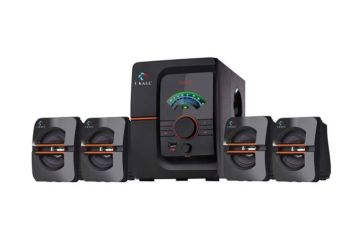 IKALL IK-401 60W Bluetooth Home Theater System