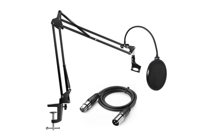 InnoGear Heavy Duty Microphone Stand