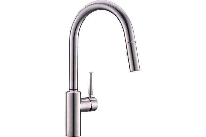 JUSTOPIN Luca Touch Activated Kitchen Faucet