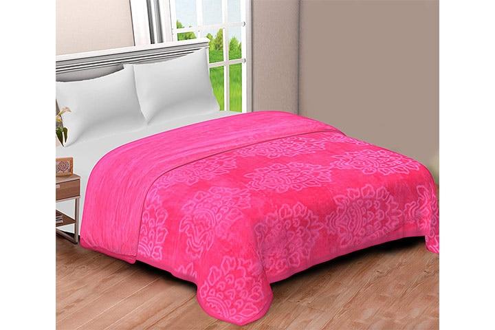 Jaipur Textile Hub Soft Blanket