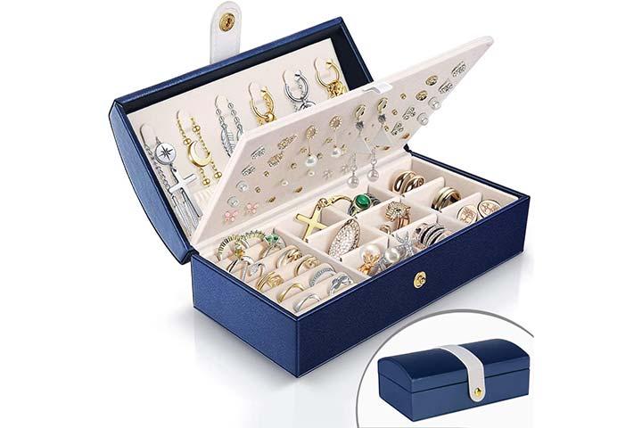 Jomarto Jewelry Display Case