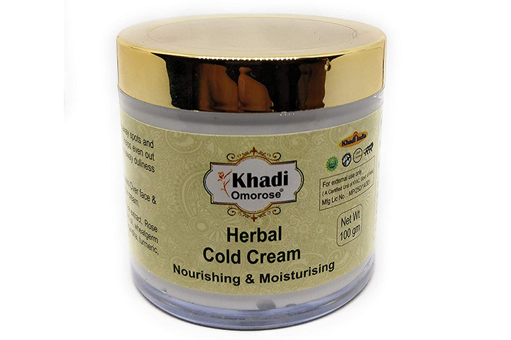 Khadi Omorose Herbal Cold Cream