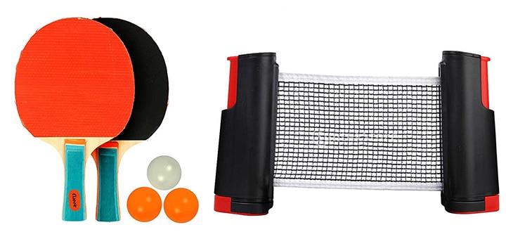 Klapp Table Tennis Set