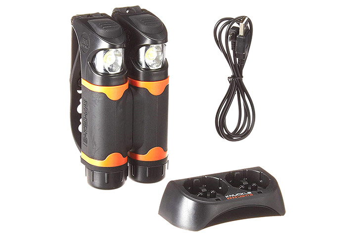 Knuckle Lights Rechargeable Ultra Bright Running Lights