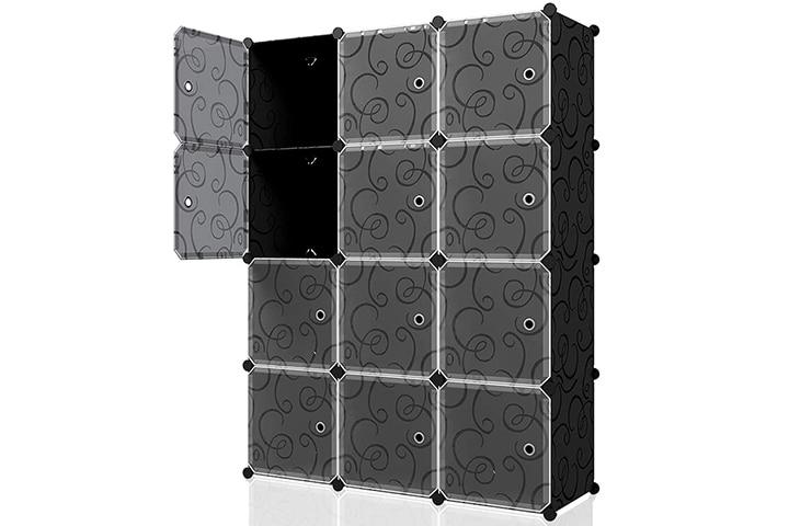 Kousi Portable Cube Organizer
