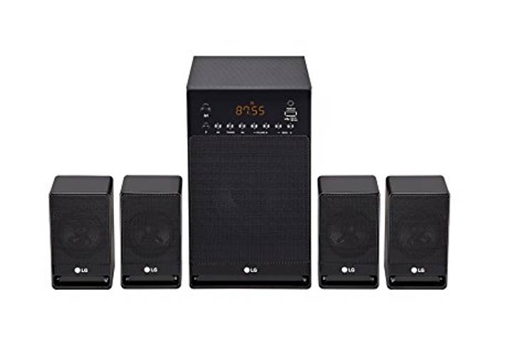LG LH64B-G 4.1 Home Theater System