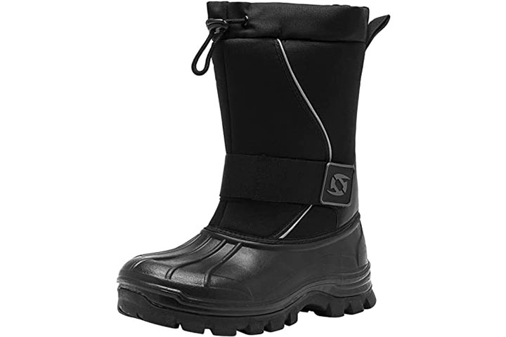 Leisfit Men's Winter Boots