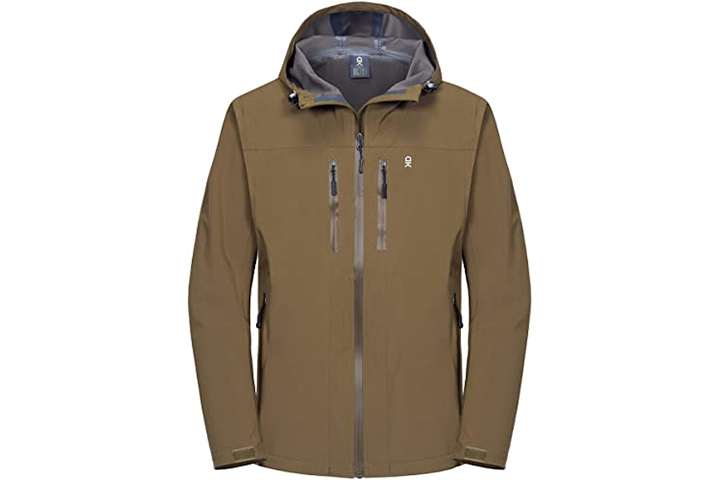 Little Donkey Andy Men's Shell Jacket